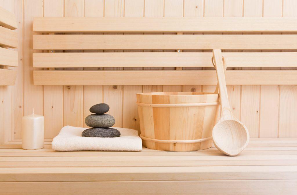 saunan lauteiden huolto
